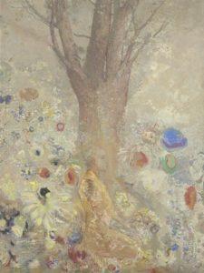 Budda, Odilon Redon (1904)