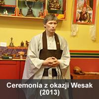 Wesak 2013