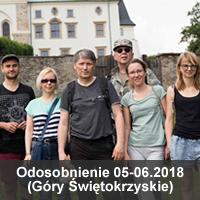 Odosobnienie 05-06.2018