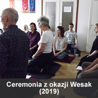 Ceremonia Wesak 2019