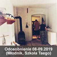 Odosobnienie 08-09.2019
