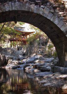 Koreański buddyzm zen – Hae Mahn Sunim i Leszek Wojas